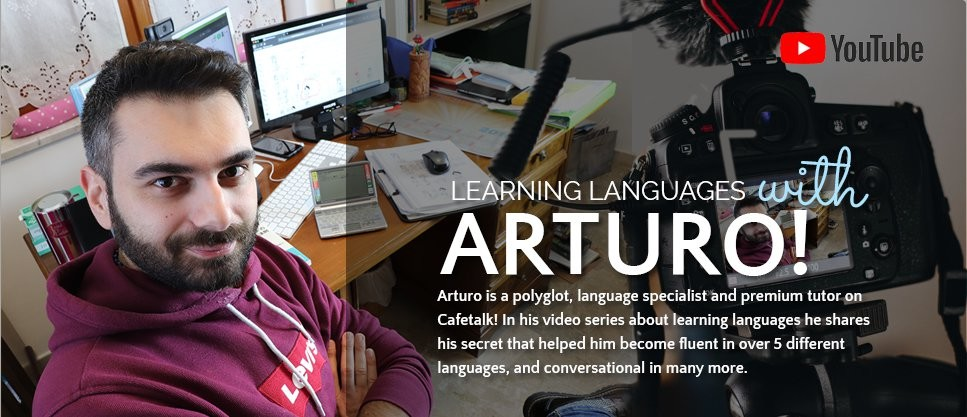 Learning Languages with Arturo!