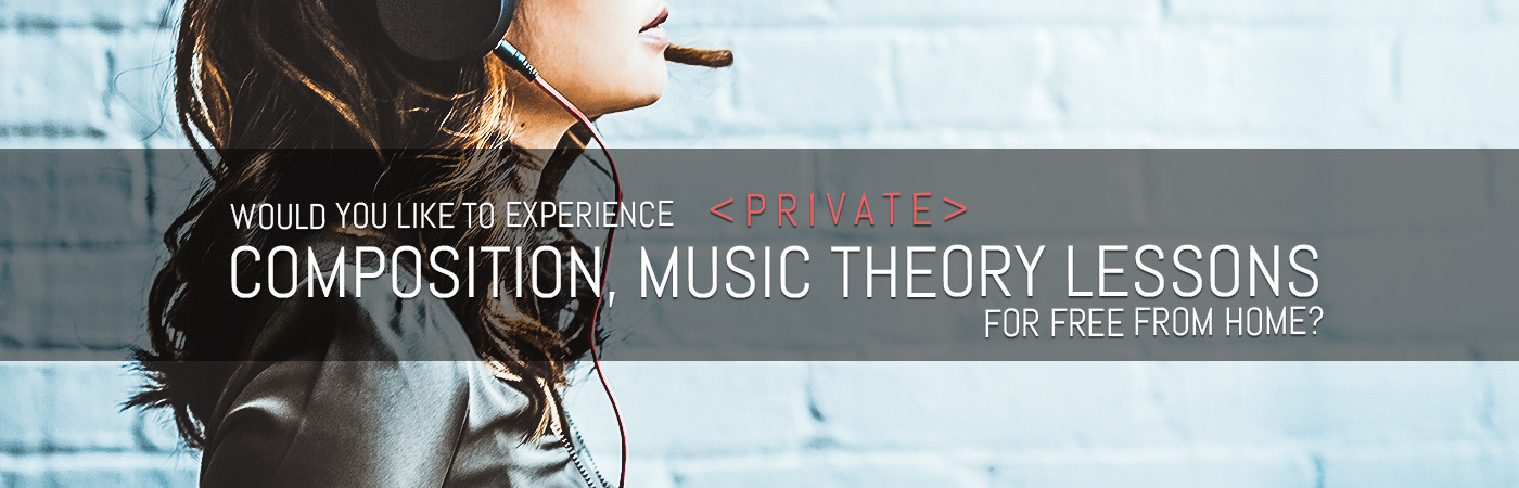 Apply Now To Be 1 Of Our 10 composition, music theory Students!