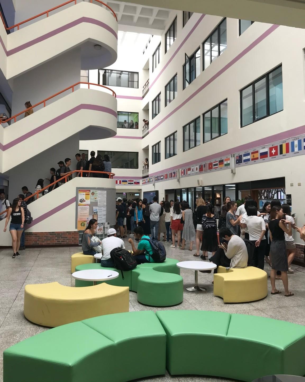台湾師範大学国語教学センターの中