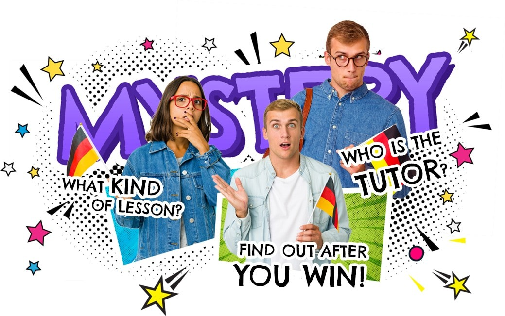 Find out after you win!